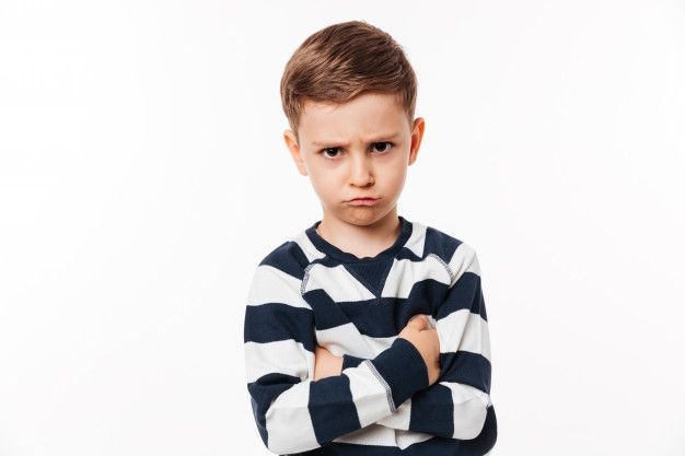 karşı çıkma/inatlaşma bozukluğu çocuk